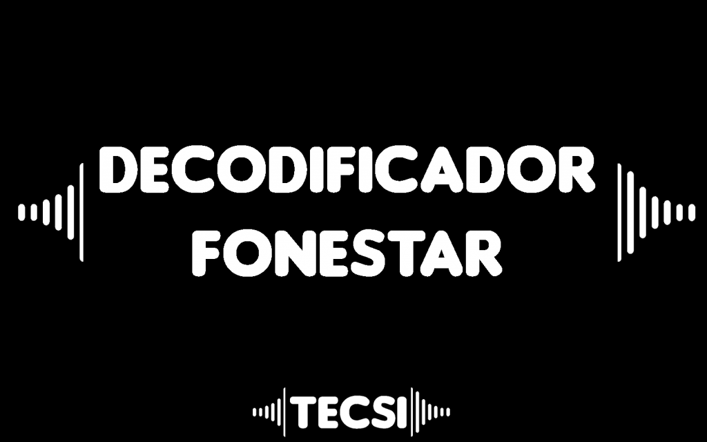 Decodificador fonestar