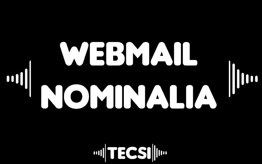 webmail nominalia
